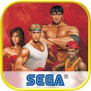 Streets of Rage 2 Classic Unlimited Everything