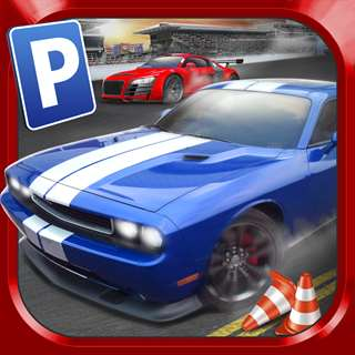 3D Real Test Drive Racing Parking Game - Free Sports Cars Simulator Driving Sim Games Online Generator