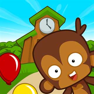 Hack Online Bloons Monkey City