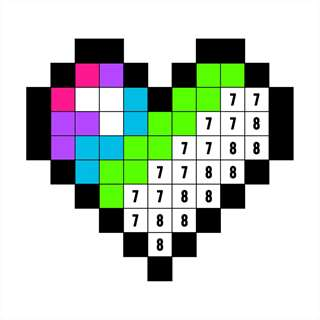 Color by Number:Coloring Games Free Generator