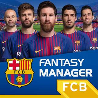 FC Barcelona Fantasy Manager 2017-Top soccer game Free Generator