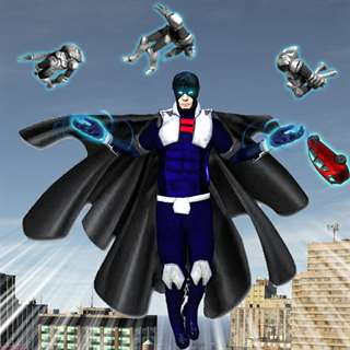 Cheat Codes for Gravity Man Superhero Mad City