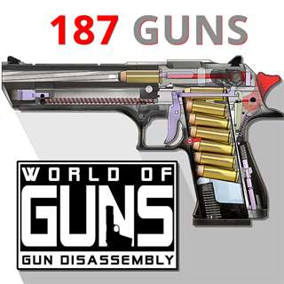 Cheats and Hacks for World of Guns: Gun Disassembly