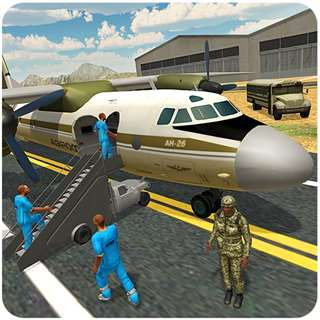 Hack Online Army Prisoner Transport Plane