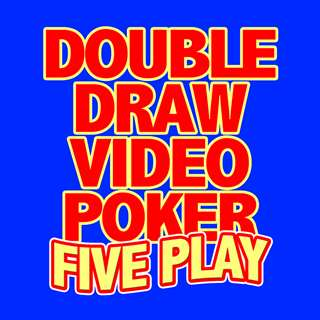 Double Draw Video Poker 5 Play Hack Online