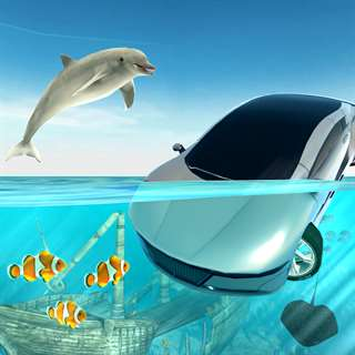 Submarine Car Diving Simulator Cheats and Hacks