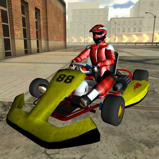 3D Go-kart City Racing - Outdoor Traffic Speed Karting Simulator Game PRO Hack Mod – Leadership