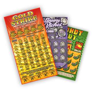 Lucky Lottery Scratchers Unlimited Generator