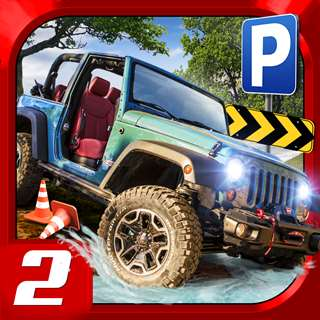 Offroad 4x4 Truck Trials Parking Simulator 2 a Real Stunt Car Driving Racing Sim Hack Mod