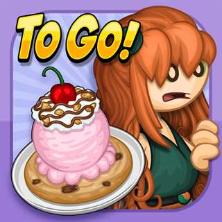 Hack Online Papa's Scooperia To Go!