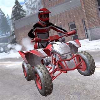 ATV Snow Racing - eXtreme Real Winter Offroad Quad Driving Simulator Game FREE Version Cheat Codes