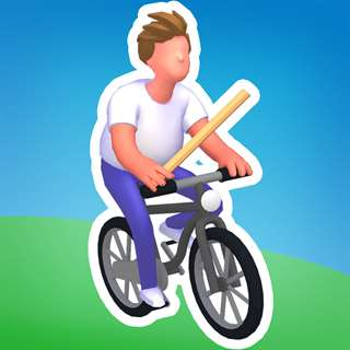 Hacks Online Bike Hop: Be a BMX Rider