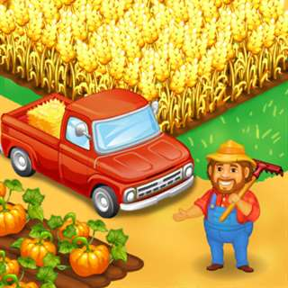 Farm Town: Happy farming Day Unlimited Everything