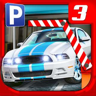 Multi Level 3 Car Parking Game Real Driving Test Run Racing Hack