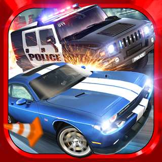 Police Chase Traffic Race Real Crime Fighting Road Racing Game Hack Online