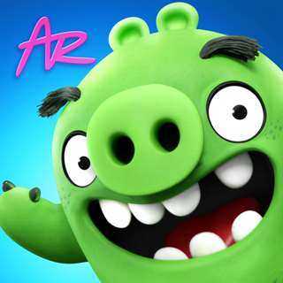 Hack Online Angry Birds AR: Isle of Pigs