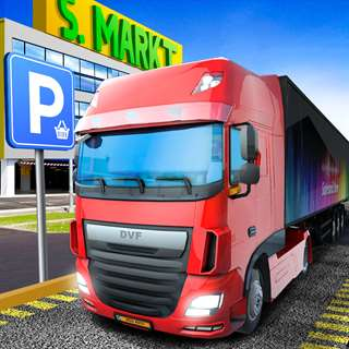 Delivery Truck Driver Highway Ride Simulator Hack Online