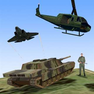 Tank Island 3D - Strategy game Unlimited Generator