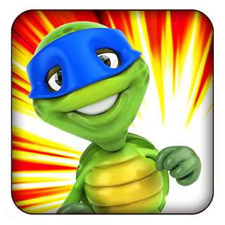 Hack Tool A Turtle Ninja Run 3D - Cool Kids Fun For Boys & Girls Free