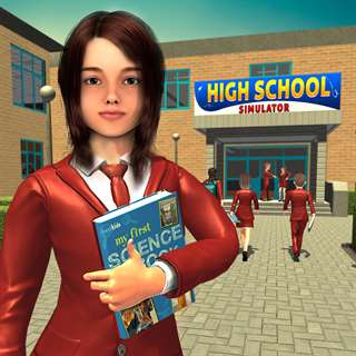 High School Simulator Game Unlimited Everything