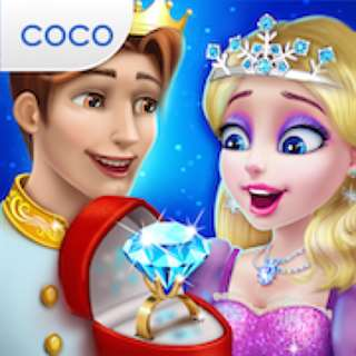 Ice Princess Royal Wedding Day Online Generator
