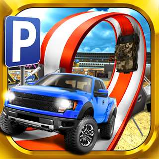 Monster Truck Parking Game Real Car Racing Games Hack Tool