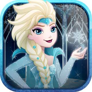 """ Snow fall princess High-land "" Dress-up : The Ever queen sister after fever games Hack Online"