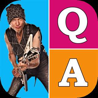 Allo! Guess the Music Band - Rock Fan Trivia  What's the icon in this image quiz Cheats and Hacks