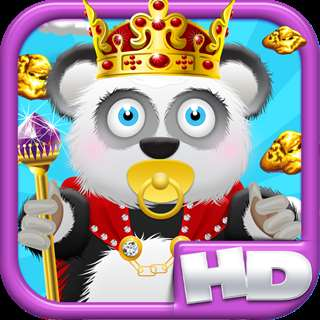 Baby Panda Bears Battle of The Gold Rush Kingdom HD - A Castle Jump Edition FREE Game! Cheat Codes