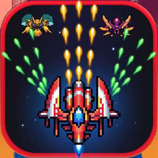Hack Tool Galaxy Shooter - Falcon Squad
