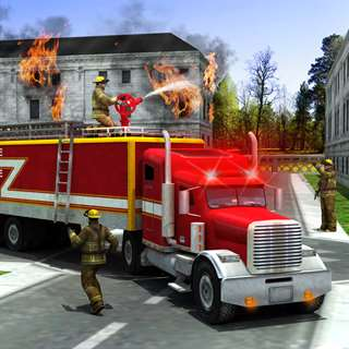 Rescue Fire Truck Simulator Game: 911 Firefighter Online Generator