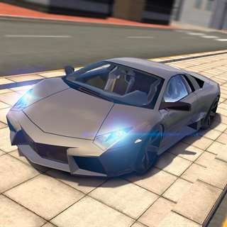 Extreme Car Driving Simulator Unlimited Everything
