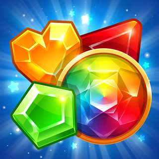 Gem Blast Match-3 Jewel Crush Unlimited Generator