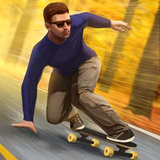 Longboard Simulator 3D Unlimited Everything