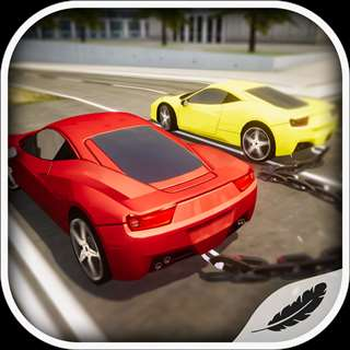 Hacks Online Chained Cars Drag Challenge 3D