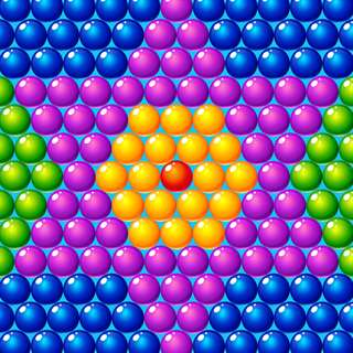 Classic Bubble Pop-Ball Games Unlimited Everything