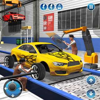 Hacks Online Sports Car Builder Mechanic 18