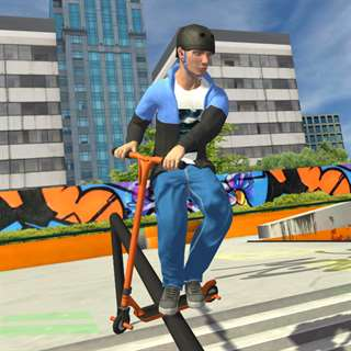 Scooter FE3D 2 Unlimited Everything