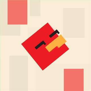 Square Bird Watch - Block Jump Unlimited Everything