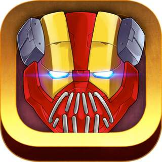 Superhero Iron Robot Creator for Avengers Iron-Man Hack Generator