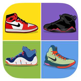 Guess the Sneakers - Kicks Quiz for Sneakerheads Free Generator