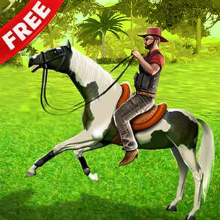 Horse Simulator Forest Rider The Texas Stallion Riding Game Hack Mod