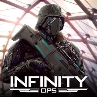Infinity Ops: Sci-Fi FPS Unlimited Everything