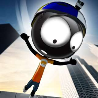 Stickman Base Jumper 2 Unlimited Everything