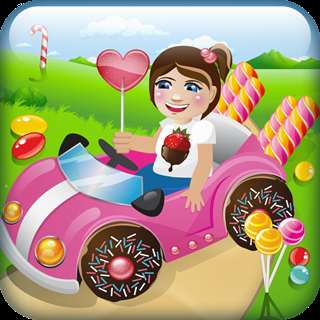 Sugar Rush Racing - Sweet Candy Crash Race Game Free Hack