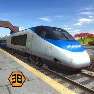 Train Simulator Euro driving Unlimited Everything